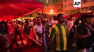 Video Reaction from Rio as stunned Brazil fans watch Germany take the hosts apart MP3, 3GP, MP4, WEBM, AVI, FLV September 2018