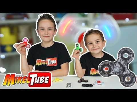 spiners el juguete que arrasa | diferentes modelos y trucos