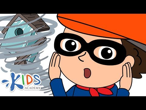 Word Parts: Prefix, Base Word, Suffixes | Grammar for Grade 2 | Kids Academy видео