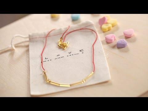 Robert's Valentines Day Necklace