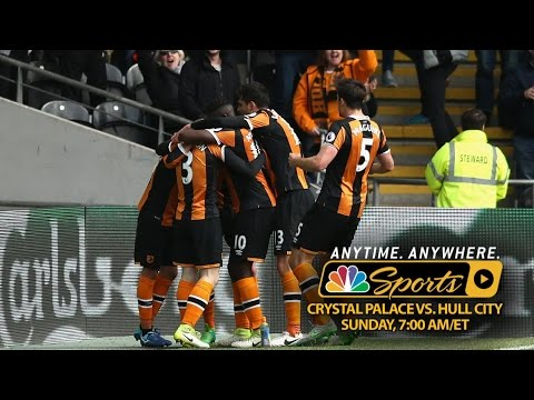 Video: Premier League Preview: Crystal Palace v. Hull City