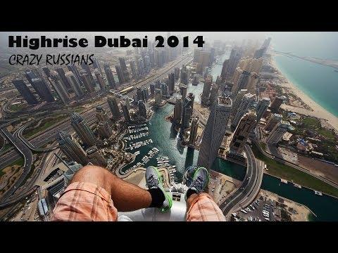 شاهد بالفيديو والصور.. مجانين روسيا يصلون إلى دبي