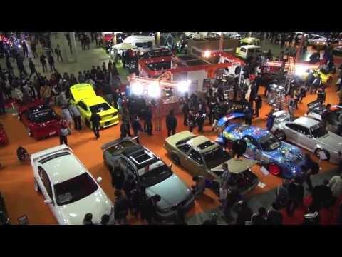 2013 Tokyo Auto Salon – Super Street – Episode 1