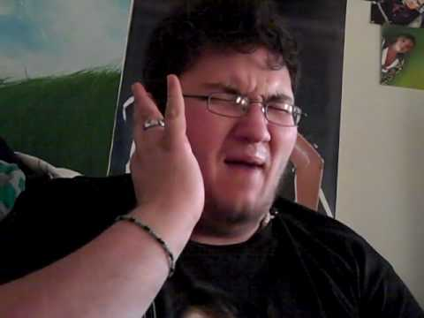 Fat Gay Man Lip Syncs To Telephone