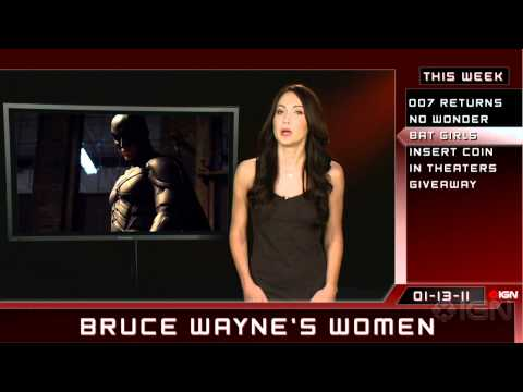 preview-A New Batman Female & Bond Movie Reveal - IGN Weekly \'Wood: 01.13 (IGN)