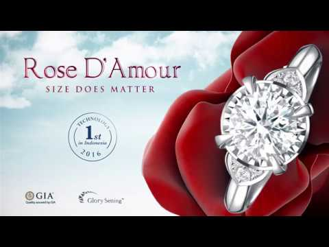 ADELLE JEWELLERY - Rose D'Amour