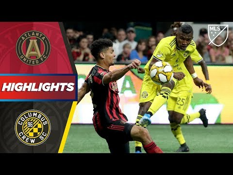 Video: Atlanta United FC vs. Columbus Crew SC | Is Josef Martinez's Goal Record Over? | HIGHLIGHTS