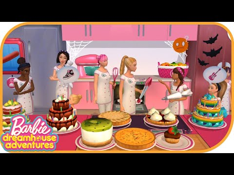 Barbie Dreamhouse Adventures #289   Halloween   Game untuk anak   Fun Kids Game   HayDay