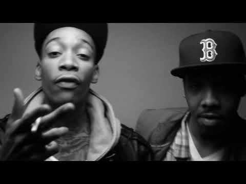 Wiz Khalifa ft. Kev tha Hustler - Hello Kitty (On the Pill)