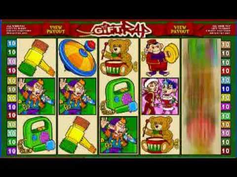 Casino Game: gift rap