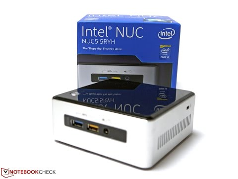 Intel NUC - Step by Step DIY HTPC With Windows 10 Clean Install, Emulators and Steam Streaming!