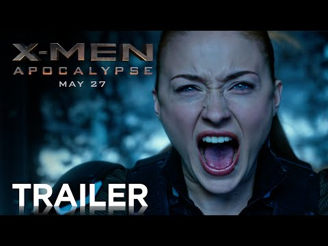 'The X-Men Apocalypse' Trailer is CRAZY!! Poll: Are You Excited To See It?