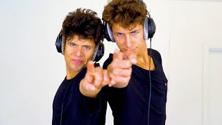 Video Terrible DJs | Rudy Mancuso, Juanpa Zurita & Marshmello MP3, 3GP, MP4, WEBM, AVI, FLV Januari 2018