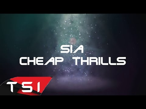 Video Sia - Cheap Thrills ( Lyrics ) download in MP3, 3GP, MP4, WEBM, AVI, FLV January 2017