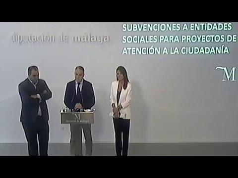 Presentación de subvenciones a entidades para proyectos de atención a la ciudadanía