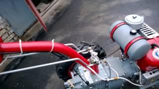 Погрузка нового мотоблока Мотор Сич МБ-4,05 .