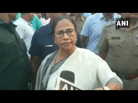 Mamata objects to 'Jai Sri Ram' slogan again, says will act on 'outsiders'