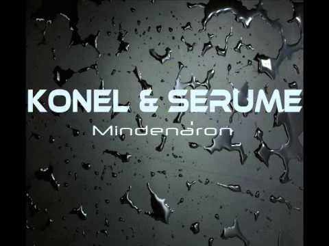 Konel & Serume - Mindenáron 2013 (prod. by Serume)