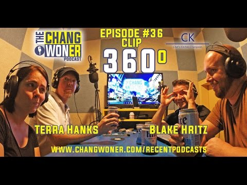 Episode 36 with Guests Terra Hanks and Blake Hritz 360 Degree Video Clip6