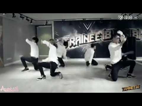 【尤长靖天使站】TRAINEE18练习生-That's what I like舞蹈