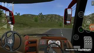 Bus Simulator Indonesia Tujuan Solo Dg Kecepatan Tinggi