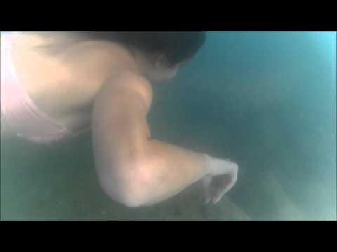 Underwater moments, Greece