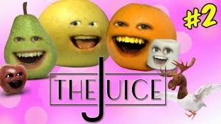 Annoying Orange - The Juice #2: Goose-Moose