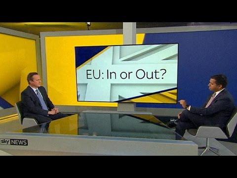 Brexit: Σκληρή αντιπαράθεση στην τελική ευθεία για το δημοψήφισμα