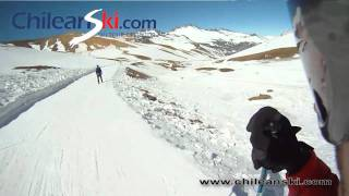 Pista Lazo, Valle Nevado Chile