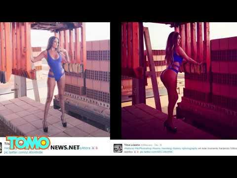 Sexy zdjęcia: peruwiańska modelka Playboya próbuje odzyskać chłopaka