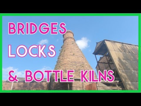 Bridges, Locks And Bottle Kilns To The Caldon Canal - Episode 53