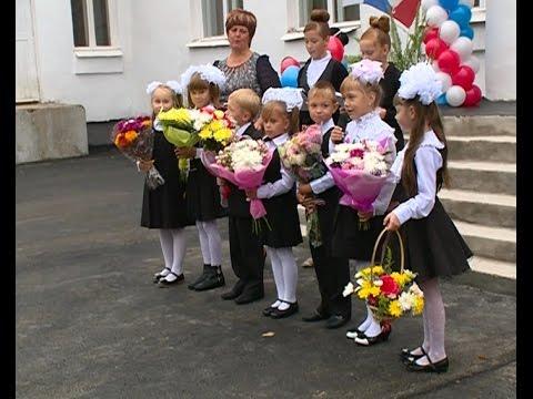 Почти шесть с половиной тысяч первоклассников сядут за парты в Новгородской области в предстоящем учебном году