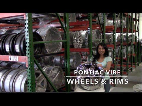 Factory Original Pontiac Vibe Rims & OEM Pontiac Vibe Wheels – OriginalWheel.com
