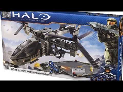 Video Newest YouTube of the Halo Unsc Falcon With Landing Pad
