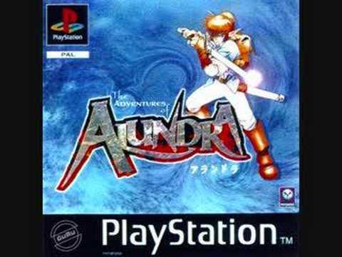 Alundra OST - The use of Meia