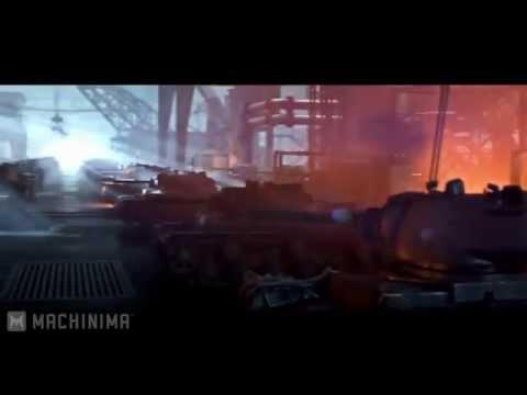 Raubtier - Achtung Panzer (Music Video)