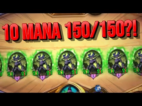 KILLMOX: 10 Mana 150/150?! Willow Is TRUELY Tier 1 Now! | Duels | Hearthstone