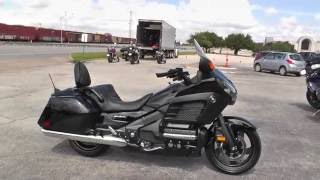 6. 001638 - 2013 Honda Gold Wing F6B - Used motorcycles for sale