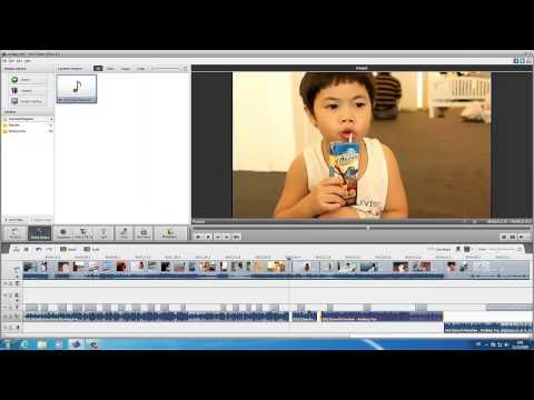 การตัดต่อวีดีโอโดยใช้โปรแรมAVS+Adobe Premiere