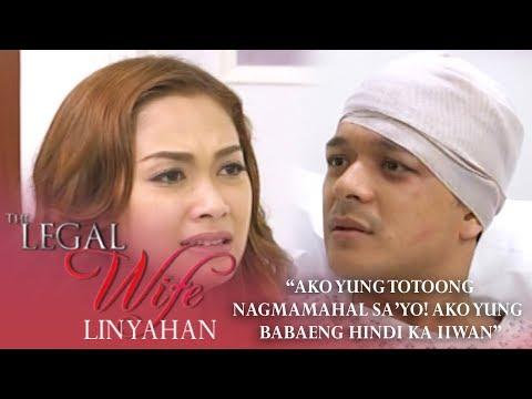 'Ako yung babaeng hindi ka iiwan!' | The Legal Wife Linyahan (Episode 40)