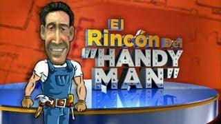 Aprende A Reparar Un Hueco En La Pared Con Johnny, El Handyman - Despierta América