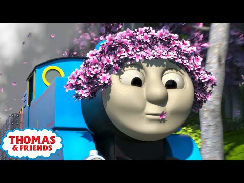 Thomas & Friends UK | Thomas and the Dragon | Best Moments of Season 22 | Vehicles for Kids