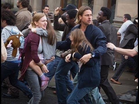 World War Z (TV Spot 'Getting Out')