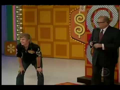 This 19 year old's luck on The Price Is Right on his birthday is unbelievable