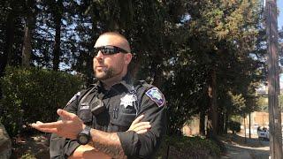 Video (Stupid) Officer gets put in check! Martinez CA MP3, 3GP, MP4, WEBM, AVI, FLV Oktober 2018