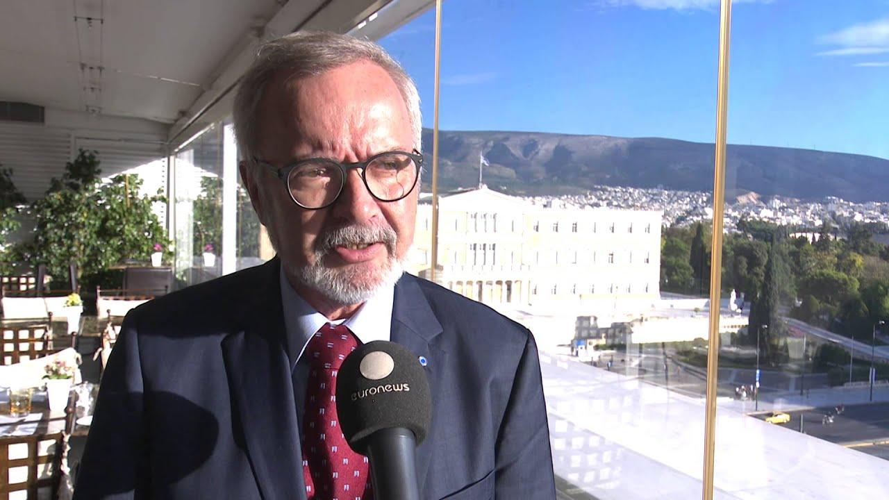 "B.Χόιερ: ""Ποτέ δεν φοβήθηκα Grexit"""