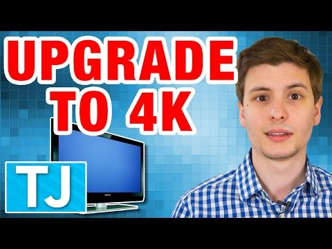 Upgrade Your Television to 4K for Free