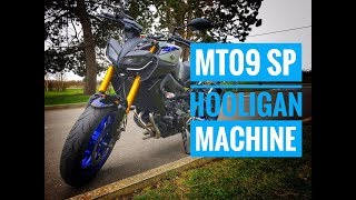 4. 2018 Yamaha MT-09 SP Review