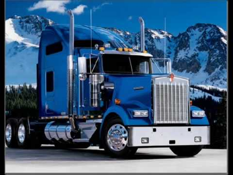 Trailers kenworth