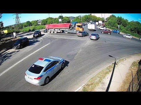ДТП в Серпухове на Борисковском шоссе